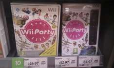 Wii Party With Black Remote £32.97 @ Asda (Instore)