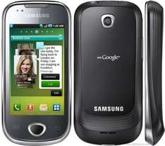 Samsung Galaxy Apollo i5800 *UNLOCKED* £69.90 + £10 Top Up Delivered @ Mobiles.co.uk
