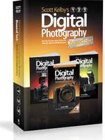 Scott Kelby's Digital Photography Box Set (Book) - £19.96 @ Amazon