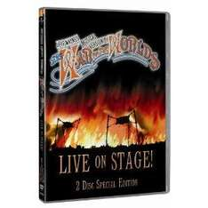 The War of The Worlds Live: Special Edition (DVD) (2 Disc) - £6.27 @ Amazon