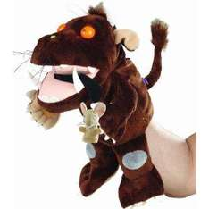 Gruffalo Hand Puppet - £12.99 @ Amazon & Play.com