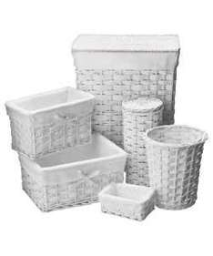 6 Piece Bathroom Storage Set - Now £14.99 @ Argos