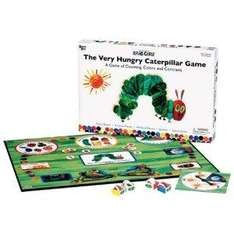 Very Hungry Caterpillar Game - £4.12 Delivered @ Amazon