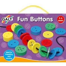 Fun Buttons - £2.50 Delivered @ Amazon