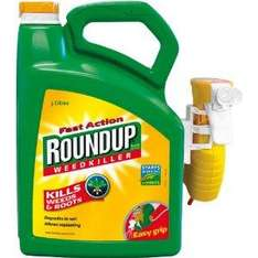 Roundup Fast Action 3 Litres Ready to Use Weedkiller at Amazon £9.76 delivered