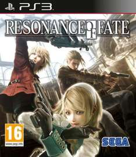 Resonance of Fate For PS3 - £12.85 @ Zavvi