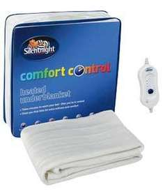 Silentnight Electric Blanket - Double - Now Only £3.75 @ Asda (Instore)