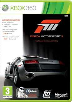 Forza Motorsport 3 - Ultimate Edition For Xbox 360 - £5.99 @ Amazon