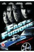 Fast & Furious: Fast And The Furious 4 (2009) (DVD) - £4.99 @ Play