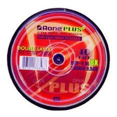 25 Pack Aone DVD+R Double Layer Gold Edition 8.5GB 240Mins - £7.99 Delivered @ Amazon Sold By Media-R-Us