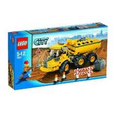 Lego City 7631: Dump Truck - £9.05 Delivered @ Amazon
