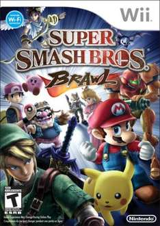 Nintendo Super Smash Bros Brawl (Wii) - £7.97 @ Currys & PC World