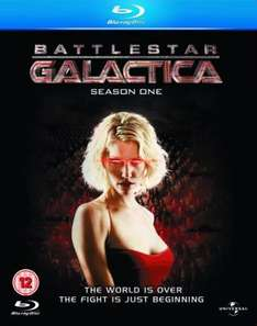 Battlestar Galactica Box Sets (Blu-ray) - £14.45 Each @ Zavvi