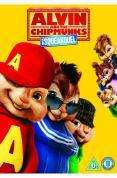 Alvin And The Chipmunks 2: The Squeakquel (DVD) - £2.99 @ Play