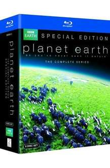 Planet Earth: Special Edition (Blu-ray) - £15 Instore @ Sainsburys