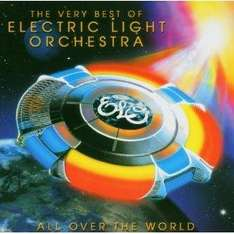 All Over The World: The Very Best of ELO (CD) - £3.85 @ Amazon