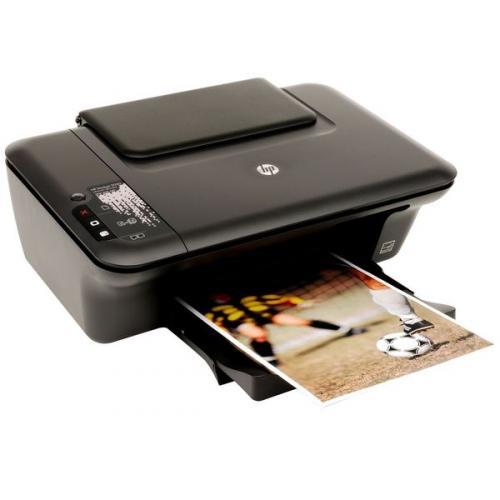 HP Deskjet 2050 Multifunction All In One Colour Inkjet Printer - £24.96 + £4.54 Postage @ Ebuyer
