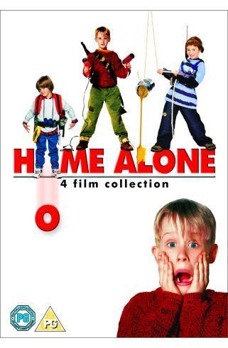 Home Alone 1-4 Box Set (DVD) - £8.99 @ Play & Amazon