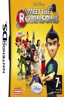 Meet The Robinsons (DS) (Pre-owned) - £3.53 @ Gamestop Ireland