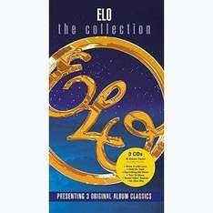 ELO / Electric Light Orchestra - The Collection [Time/Discovery/Out of the Blue] [Box set] £6.29 delivered @ Blah (and group)