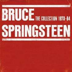 Bruce Sprinsteen The Collection (1973 -1984) (7 CD) - £10.85 @ Amazon