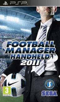 Football Manager Handheld 2011 (PSP) - £12.97 @ PC World