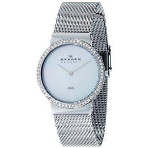 Skagen Ladies Crystal Watch (RRP £115) -  £35.99 Instore @ Costco