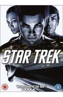 Various DVD Titles Including Star Trek, From Paris With Love & A-Team (Cheapish) - From £4 Instore @ Asda