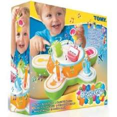 Tomy Discovery Magical Melody Maker - (R.R.P. £30) Only £8.99 Instore @ Home Bargains
