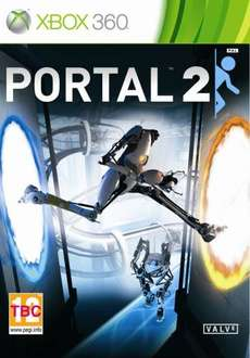Portal 2 (Xbox 360) (PS3) - £29.99 (with code) @ HMV