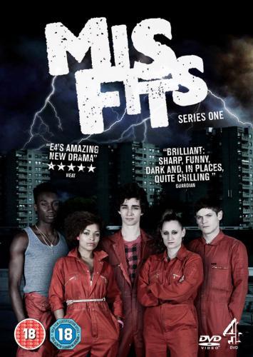 Misfits: Series 1 (DVD) - £4.99 @ Amazon & Play