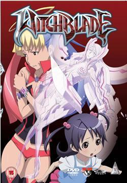 Witchblade: Vol 4 (DVD) - £1.99 @ Anime-On-Line