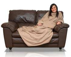 Magicosy Blanket Camel (Beige) £5.39 Delivered (using code) @ I Want One of Those