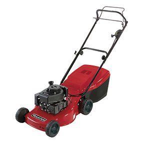 Mountfield SP184 45cm Petrol Rotary Self-Propelled Lawn Mower - £199 @ Screwfix