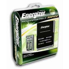 Energizer Rapide Battery Charger - £6.99 Instore @ Home Bargains