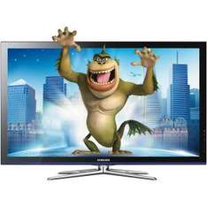 """Samsung PS50C490B3 - 50"""" 3D TV & PS50C490 3D Blu-ray Player with Glasses - £849.99 @ Comet"""