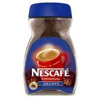 Nescafe Decaf Coffee 100g 1/2 price (£1.37) @ Sainsburys.