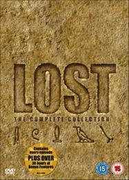 Lost: Complete Season 1-6 DVD Box Set - £45 @ Tesco Entertainment