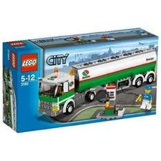 Lego City 3180 - Tank Truck - £10.45 Delivered @ Amazon