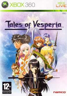 Tales of Vesperia (Xbox 360) - £19.99 @ Xbox Live Marketplace (Games on Demand)