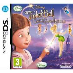 Tinkerbell and The Great Fairy Rescue (DS) - TWO Copies For £9.98 Delivered @ Amazon