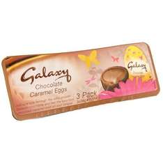 Galaxy Eggs - 3 pack 89p @ Poundstretcher