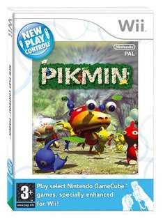 Pikmin: New Play Control (Wii) - £5 @ WH Smith (Instore)
