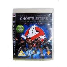 Ghostbusters Game & Blu-Ray Special Edition (PS3 + Blu-ray) - £14.99 @ Amazon Sold By UK Supplies