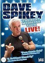 Dave Spikey: Best Medicine Tour Live (DVD) - £1.95 @ Base