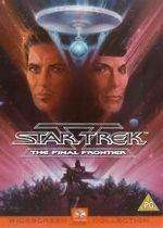Star Trek 5: Final Frontier (DVD) - £1.99 @ Base