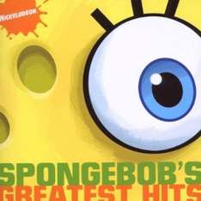 Spongebob's Greatest Hits (CD) - £2.99 @ Amazon