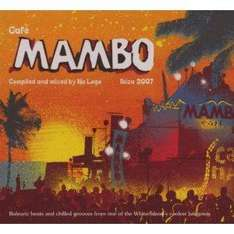 Cafe Mambo 07 (2CD) - NOw £1.75 Delivered & Fulfilled by Amazon.