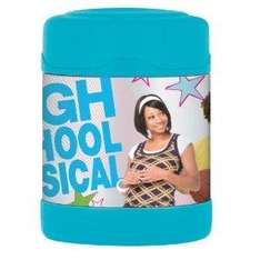 Thermos Flask / Food Jar Funtainer -  High School Musical - £1.99 Instore @ Home Bargains