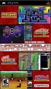 Namco Museum Battle Collection (PSP) - £4.99 @ The Game Collection